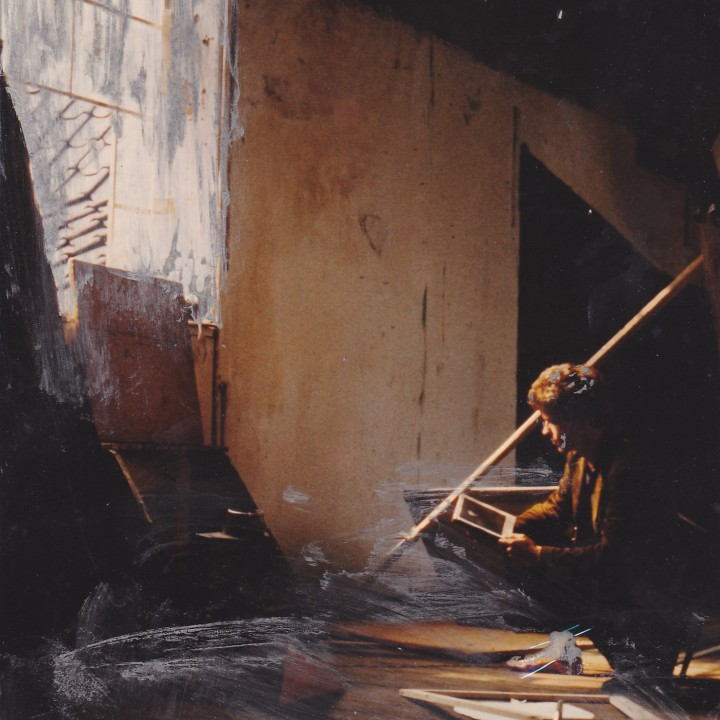 Installaties en ruimtelijk werk 1980-90